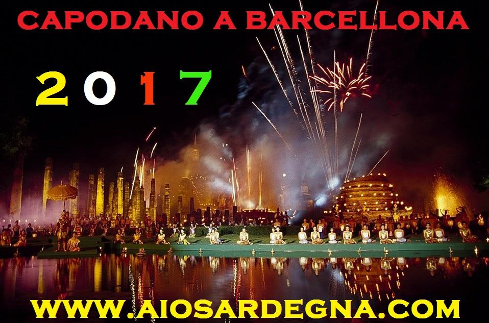 Capodanno Barcellona Volo Hotel
